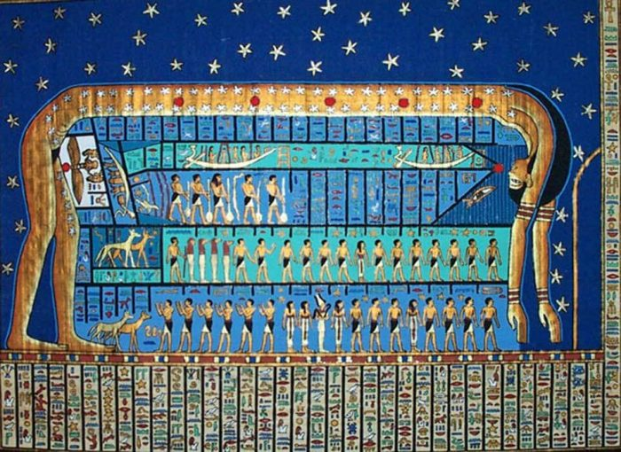 ancient mysteries isis the universe