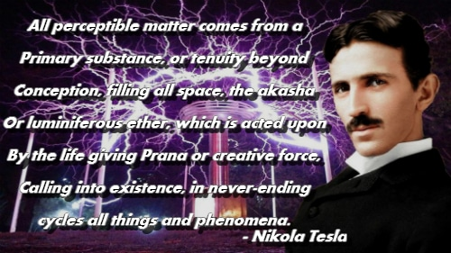 Nikola Tesla Ancient mysteries