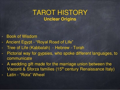 Tarot Card Readers