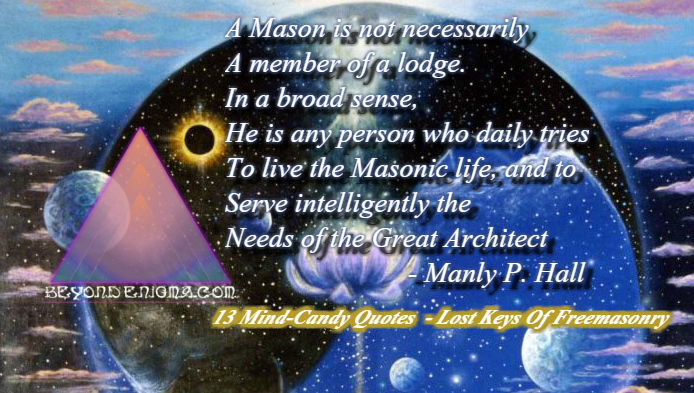 Top 13 Quotes The lost keys of freemasonry 66