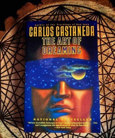 art of dreaming book