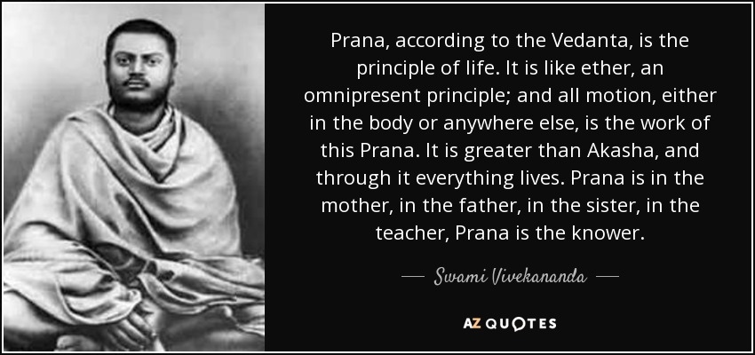 What Is Prana 1