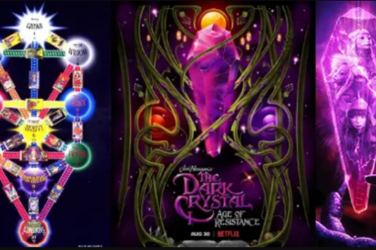 The Dark Crystal Esoteric Secrets 34