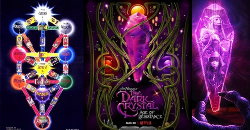 Dark Crystal Esoteric Secrets