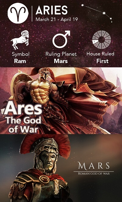Emperor tarot god of war