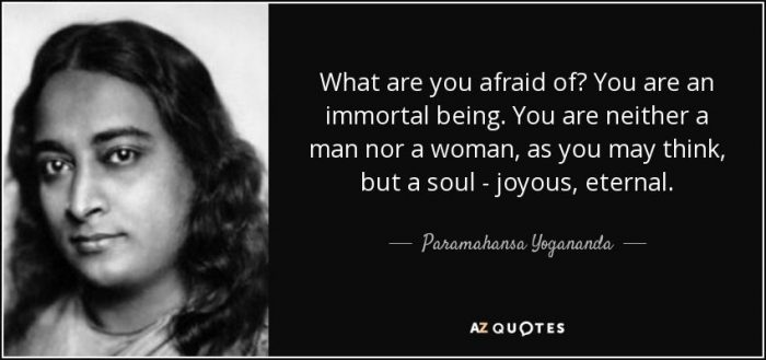 New Age Myth - You Are Immortal