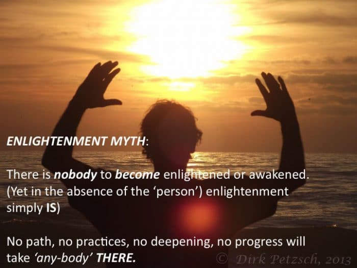 New Age Myth - There Is No I