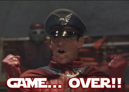 new age myths m.bison game over