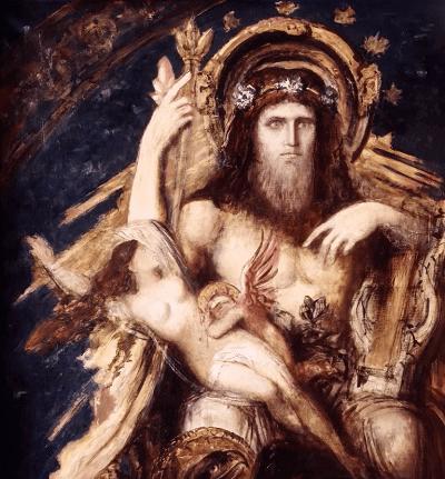 jesus and dionysus underworld savior