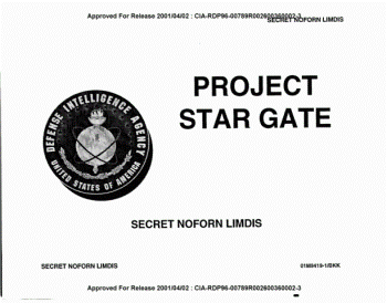 Is magic real - CIA stargate project