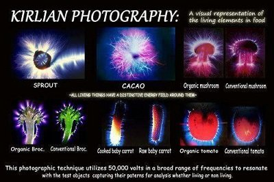 Is magic real - Kirlian Photography