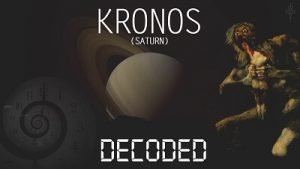 saturn mythology kronos