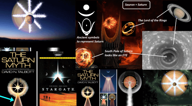Lord Of The Ring Saturn El, Yahweh, Kronos 22