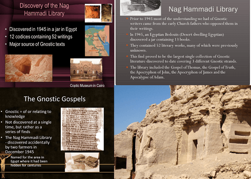 who is god nag hammadi
