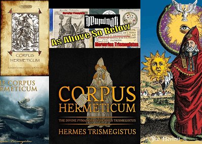 who is god the corpus hermeticum