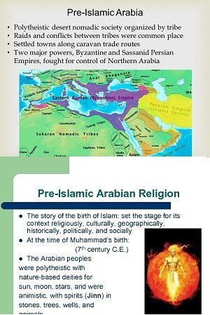 who is god pre islamic era