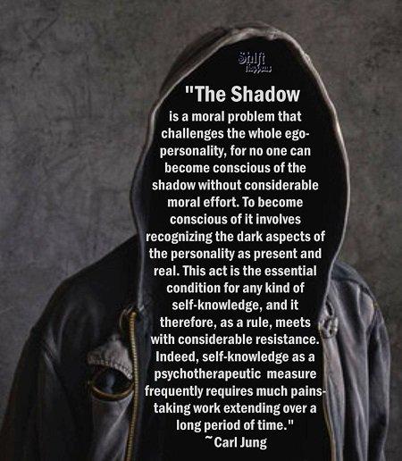 extra sensory perception the shadow