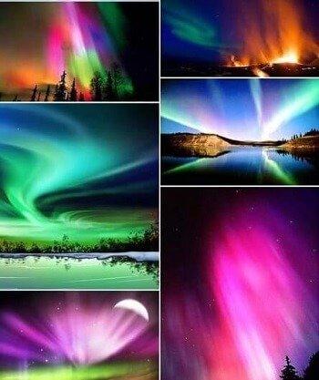 Planetary Gods aurora