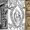 Ancient Hidden Sumerian/Egyptian Motifs & Jewish Mysticism 34