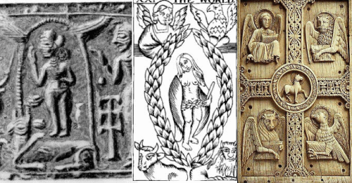 Origins Of Tarot: Ancient Hidden Sumerian/Egyptian Motifs/Jewish Mysticism 8