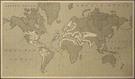 Richat Structure Atlantis locations