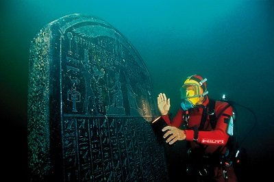Myths that turned out to be true Heracleion