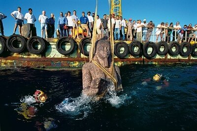 Myths that turned out to be true heracleion discovered under water