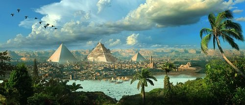 Are There Pyramids In Antarctica Rainforest Ancient Past