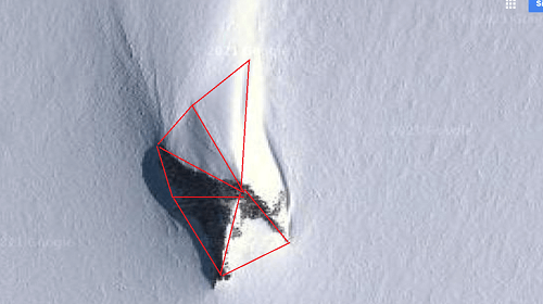 Are There Pyramids In Antarctica 8 sided pyramid
