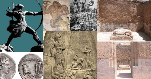 Armenian Mythology: 5,000 Year-Old Battle Of The Giants And Ancient Sites With Perfectly Cut Stones 50