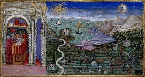 jupiter migration pliny roman philosopher