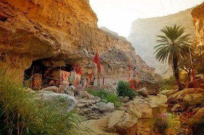 Balochistan Sphinx Hinglaj Mata