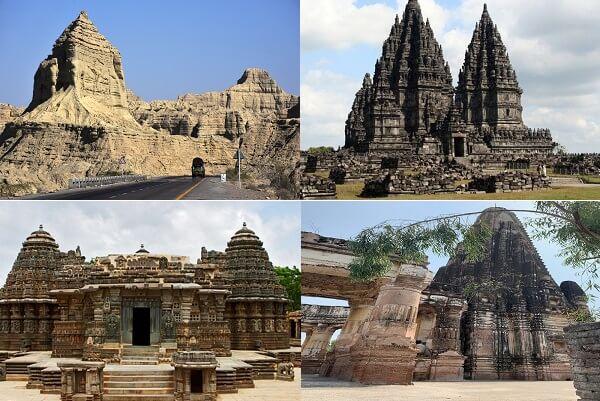 Balochistan Sphinx comparison to hindu structures in pakistan