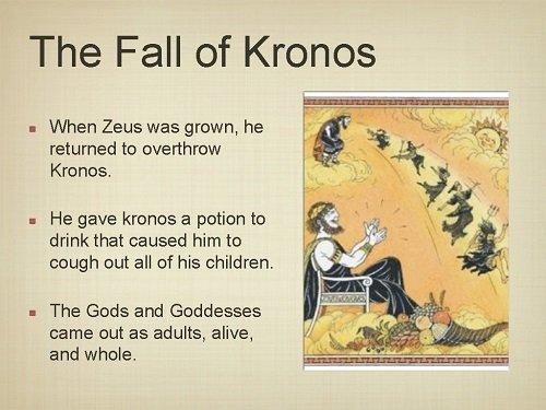 jupiter migration fall of kronos