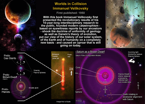 Wide Eyed relics worlds in collision
