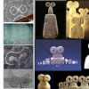 Mystery Of The Strange Eye Idols Discovered All Over The World In Ancient Times 32